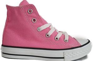 Converse AS CT Hi [3J234] Pink Preschool Sneakers